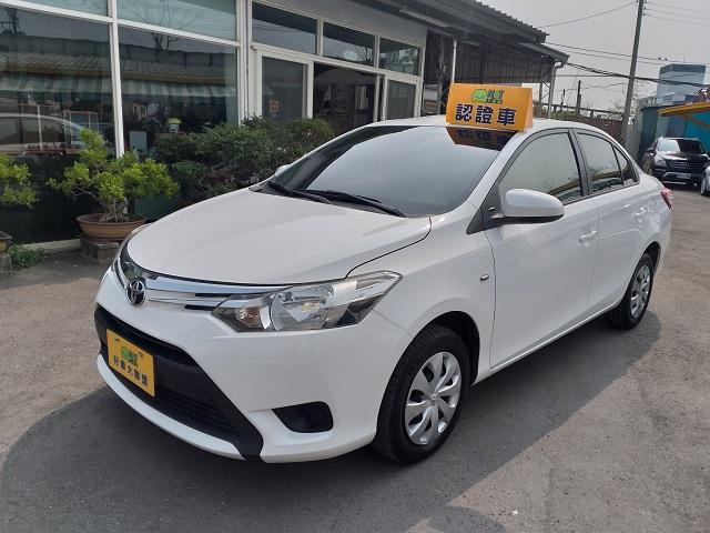 2017 Toyota 豐田 Vios