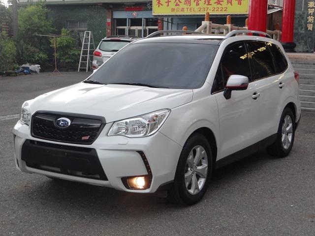 2013 Subaru 速霸陸 Forester