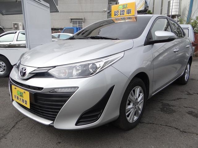 2019 Toyota 豐田 Vios