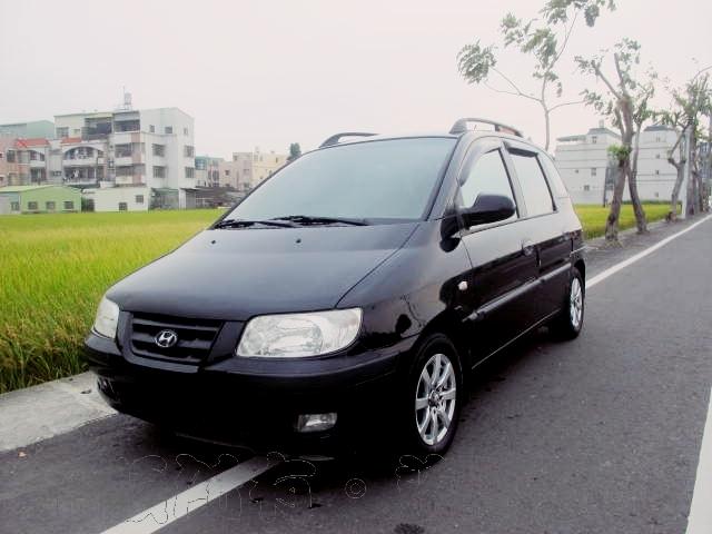 2005 Hyundai 現代 Matrix