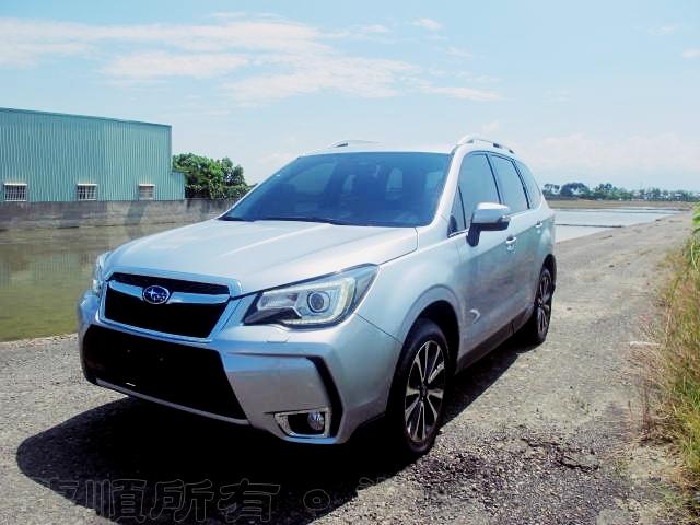 2017 Subaru 速霸陸 Forester