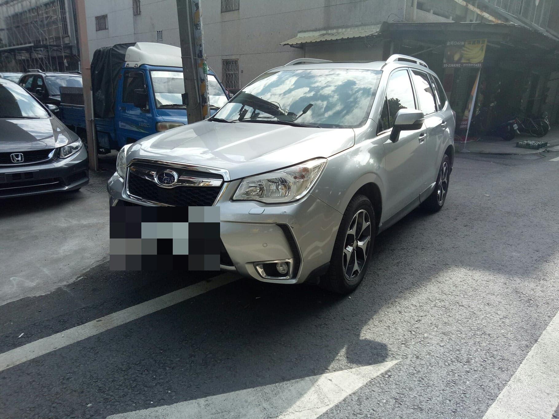 2013 Subaru Forester