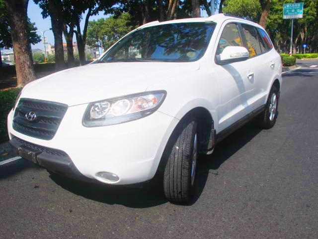 2008 Hyundai 現代 Santa fe
