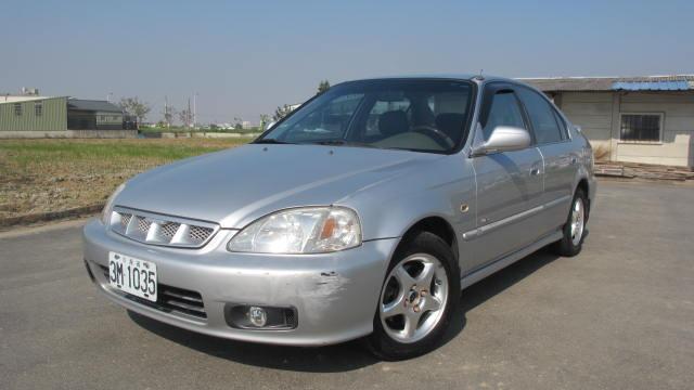 2001 Honda 本田 Civic
