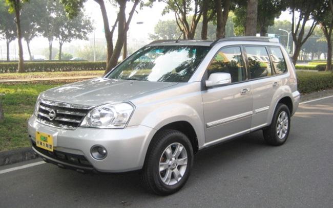 2008 Nissan 日產 X-trail