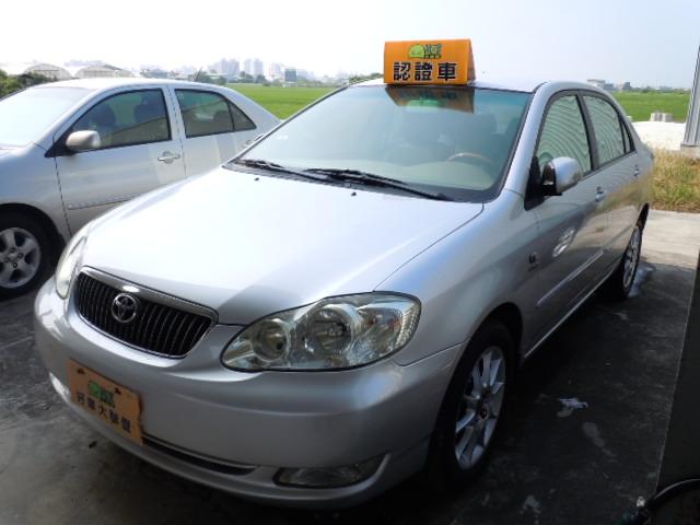 2006 Toyota 豐田 Corolla altis