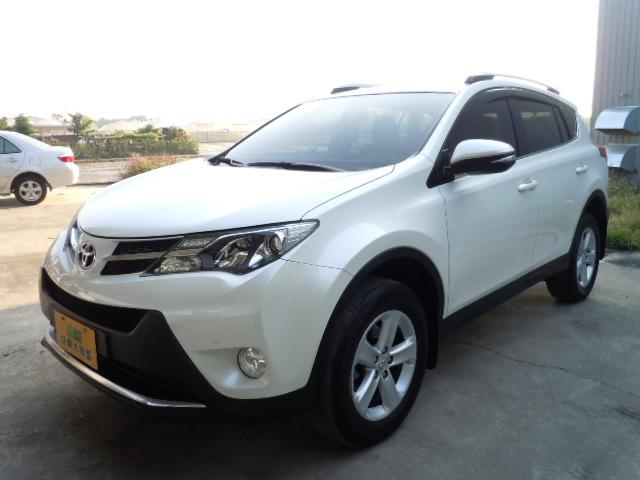 2014 Toyota 豐田 Rav4
