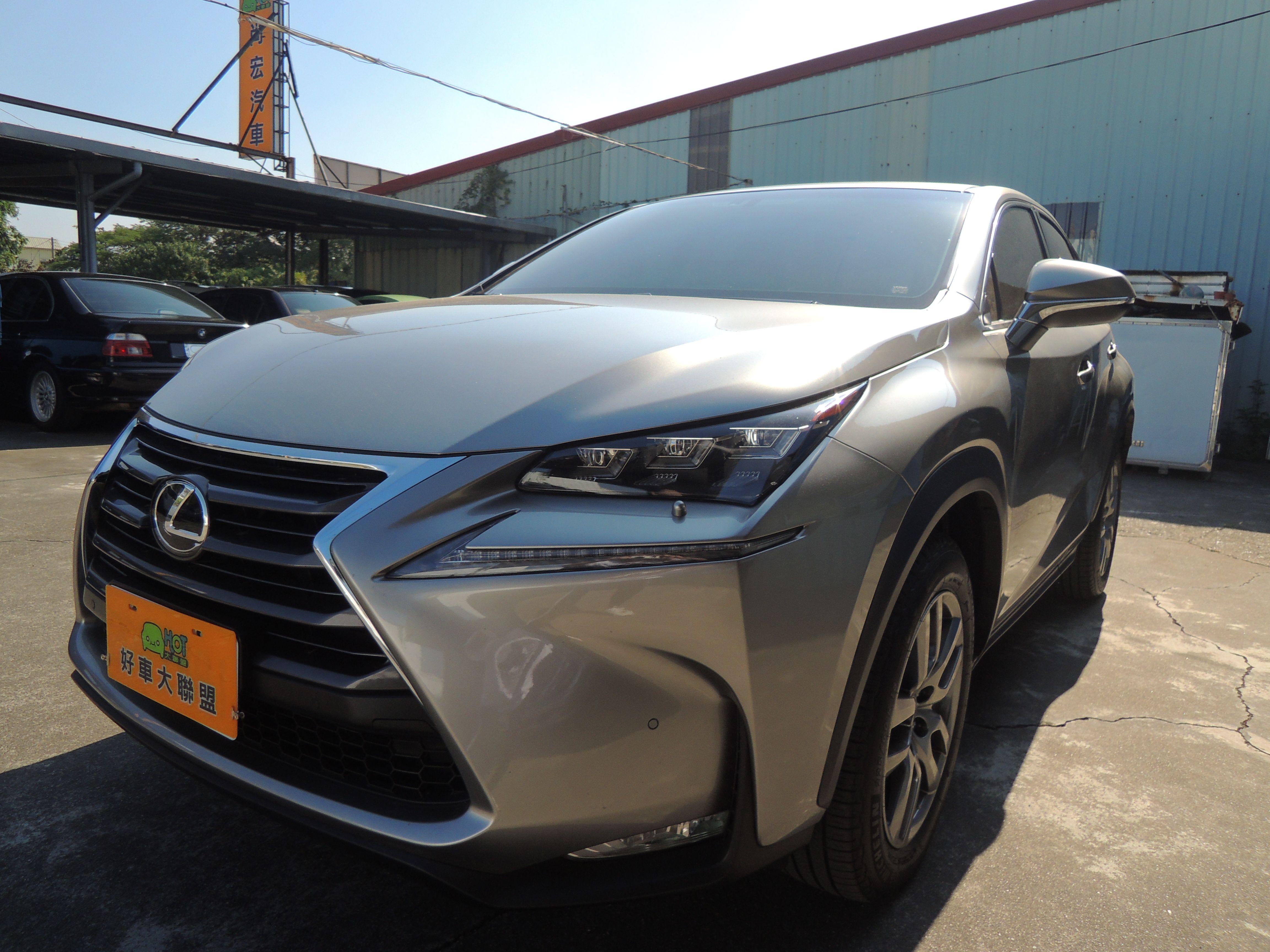 2016 Lexus 凌志 Nx
