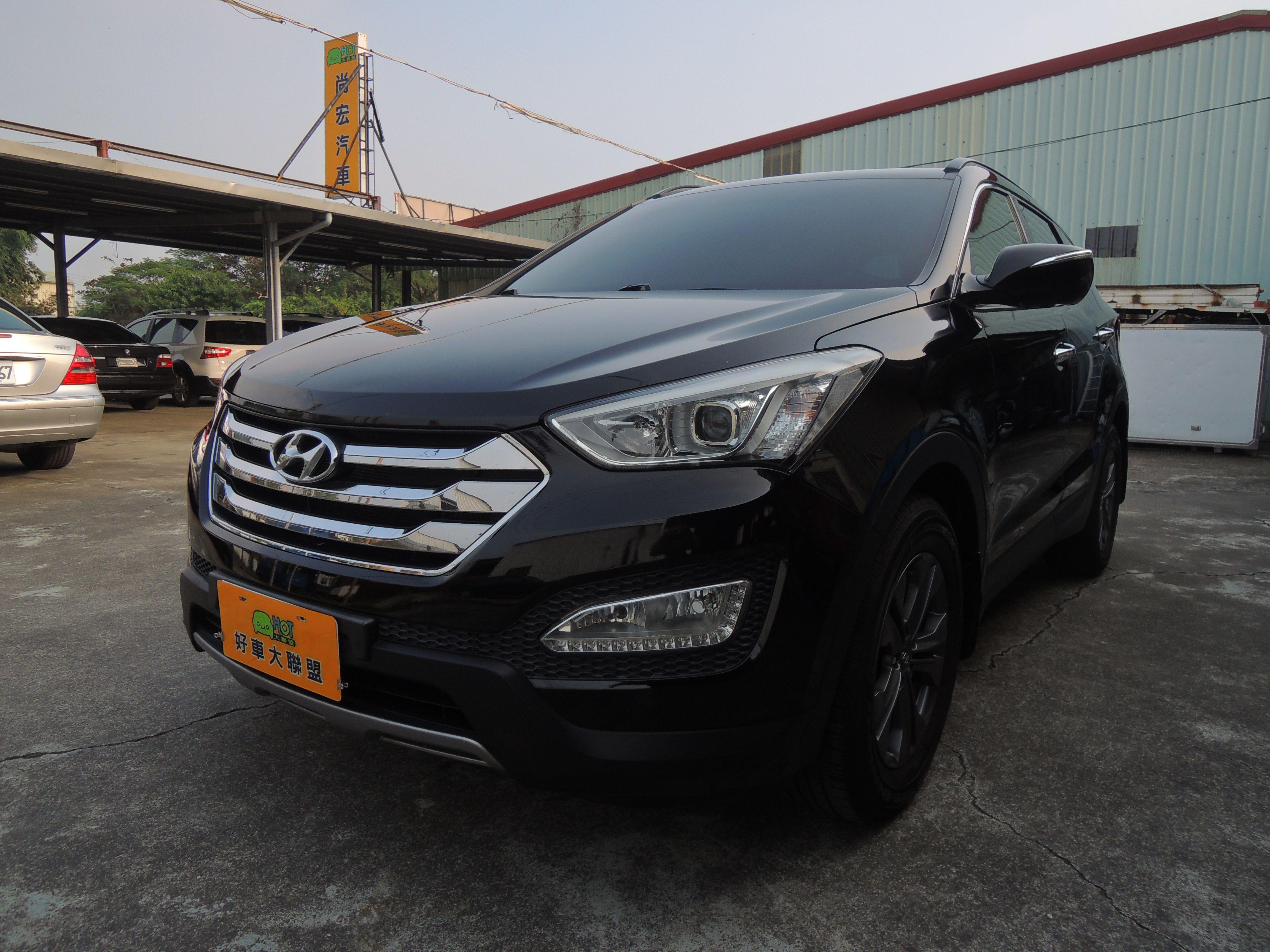 2014 Hyundai 現代 Santa fe