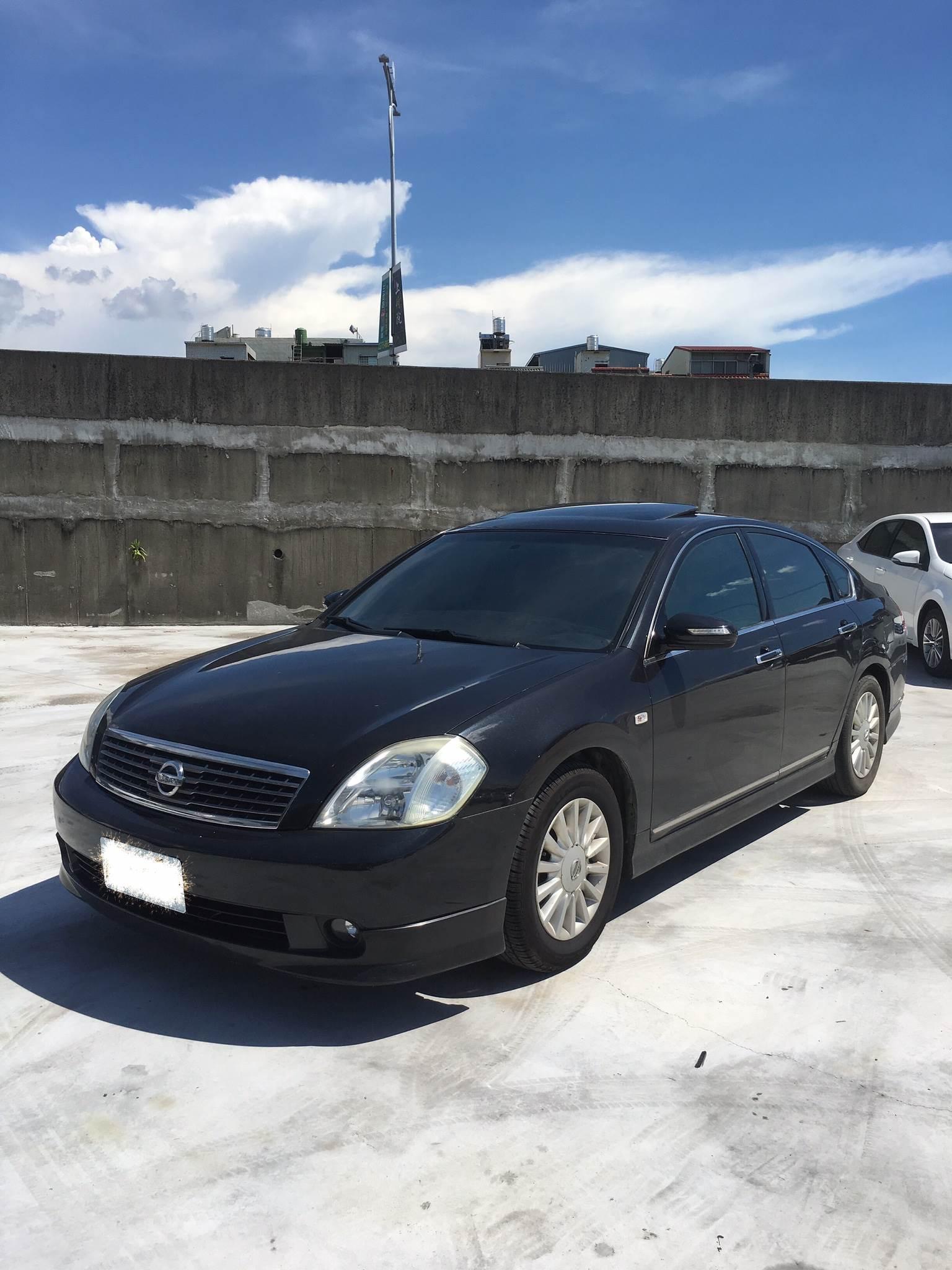 2006 Nissan Teana