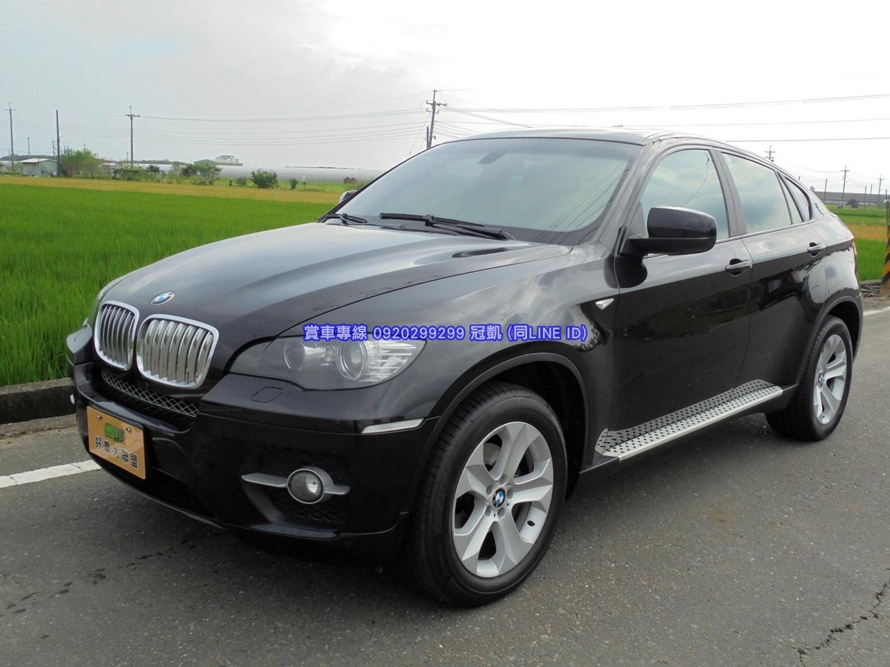 2011 BMW 寶馬 X6