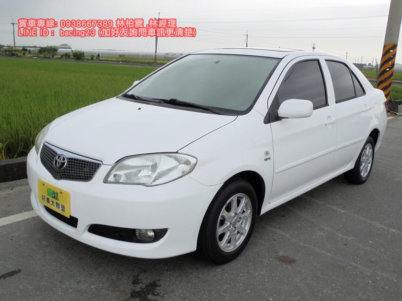 2006 Toyota 豐田 Vios