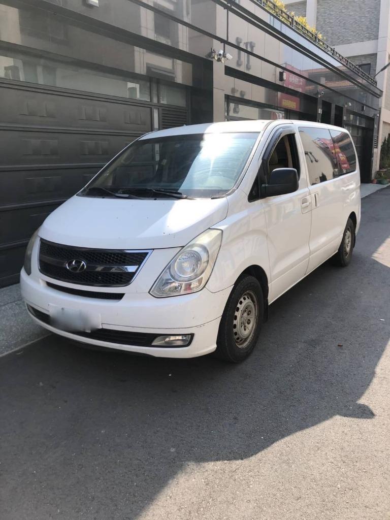 2008 Hyundai 現代 Grand starex