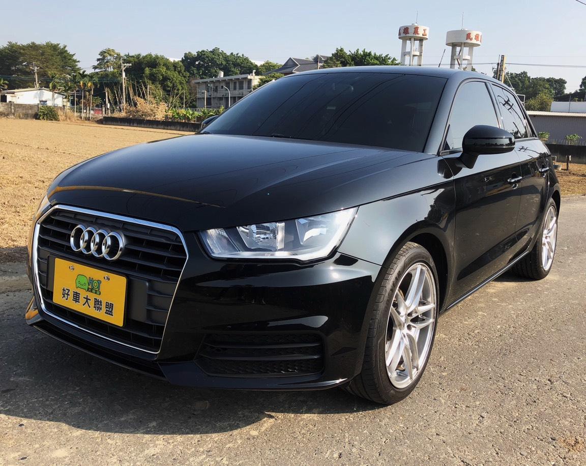 2015 Audi 奧迪 A1