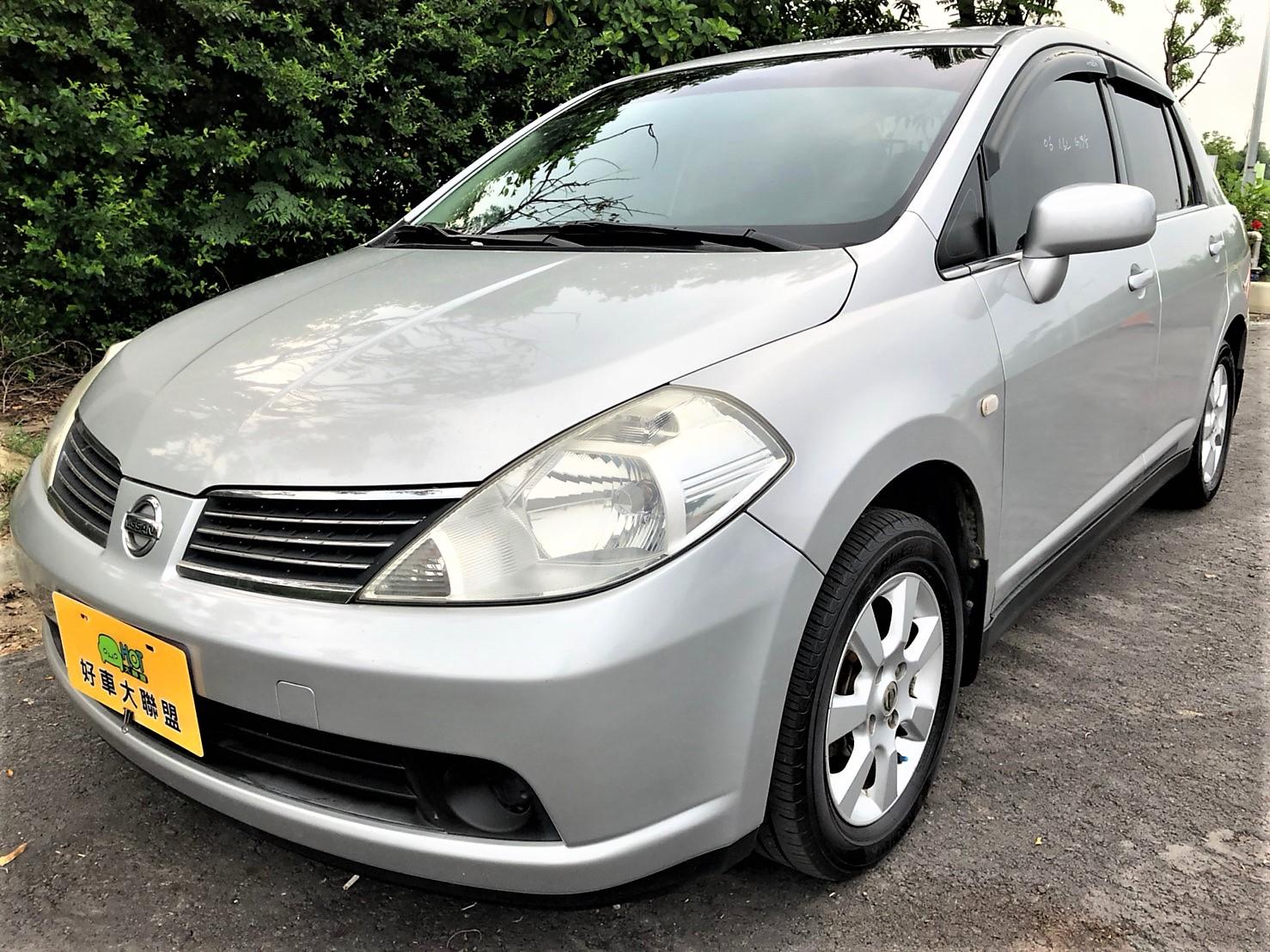 2006 Nissan Tiida