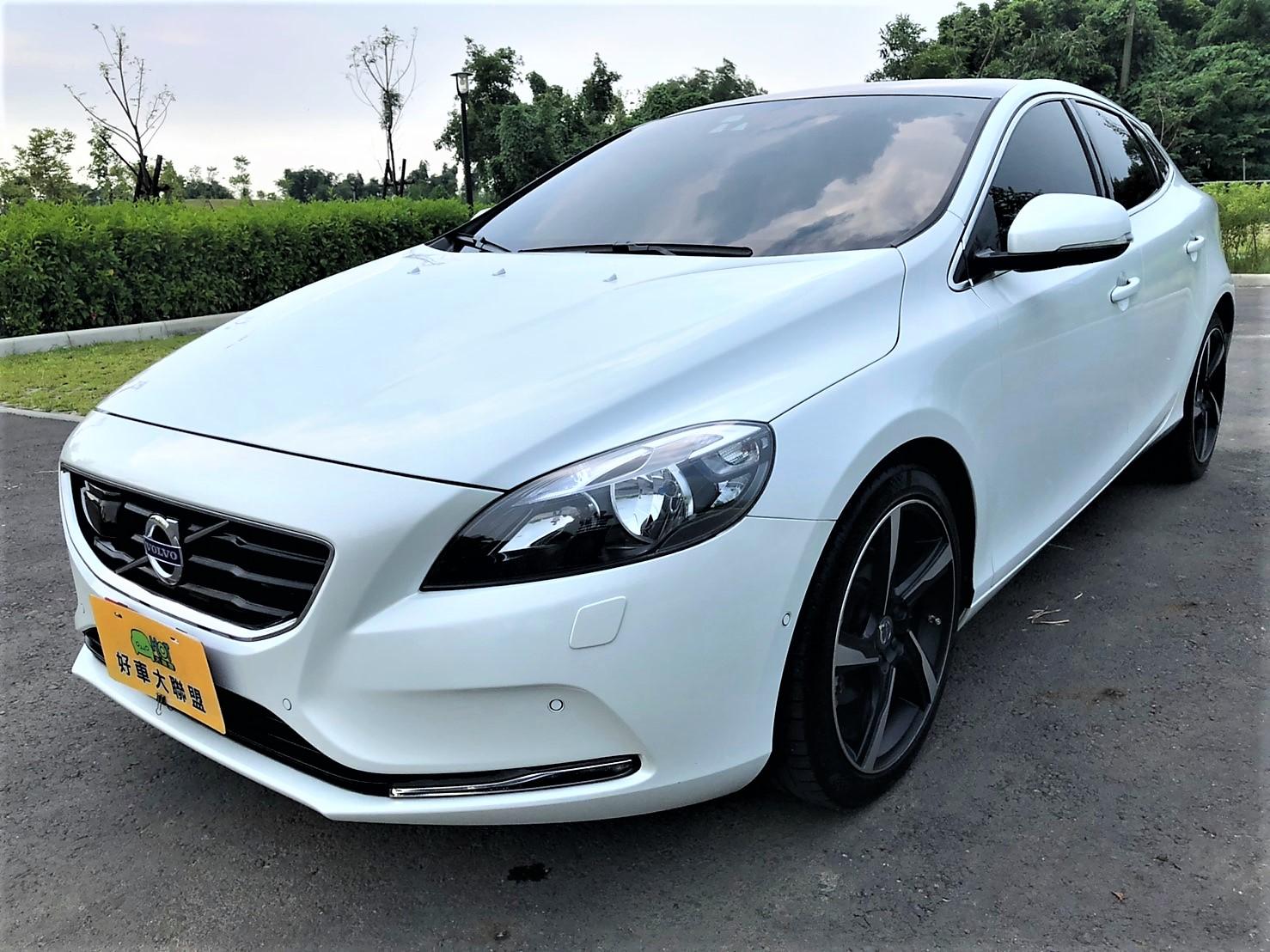 2015 Volvo 富豪 V40
