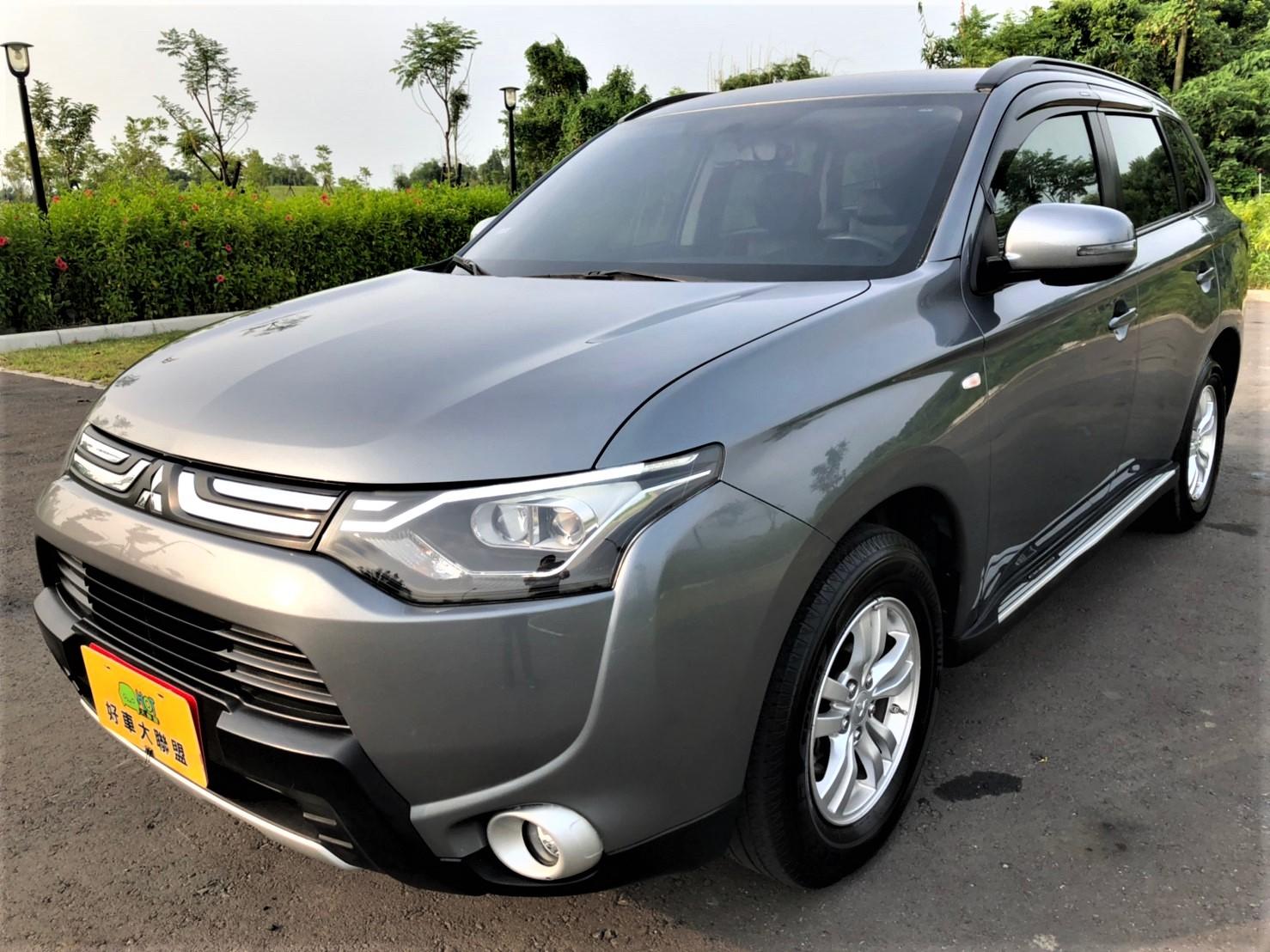 2015 Mitsubishi 三菱 Outlander