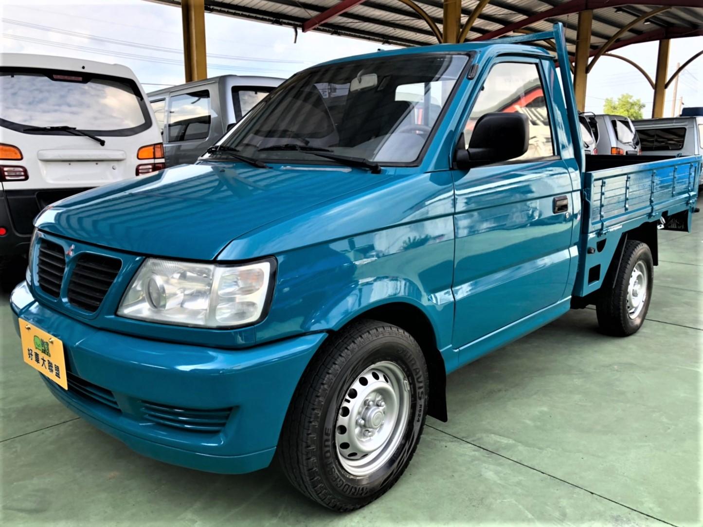 2002 Mitsubishi 三菱 商用車