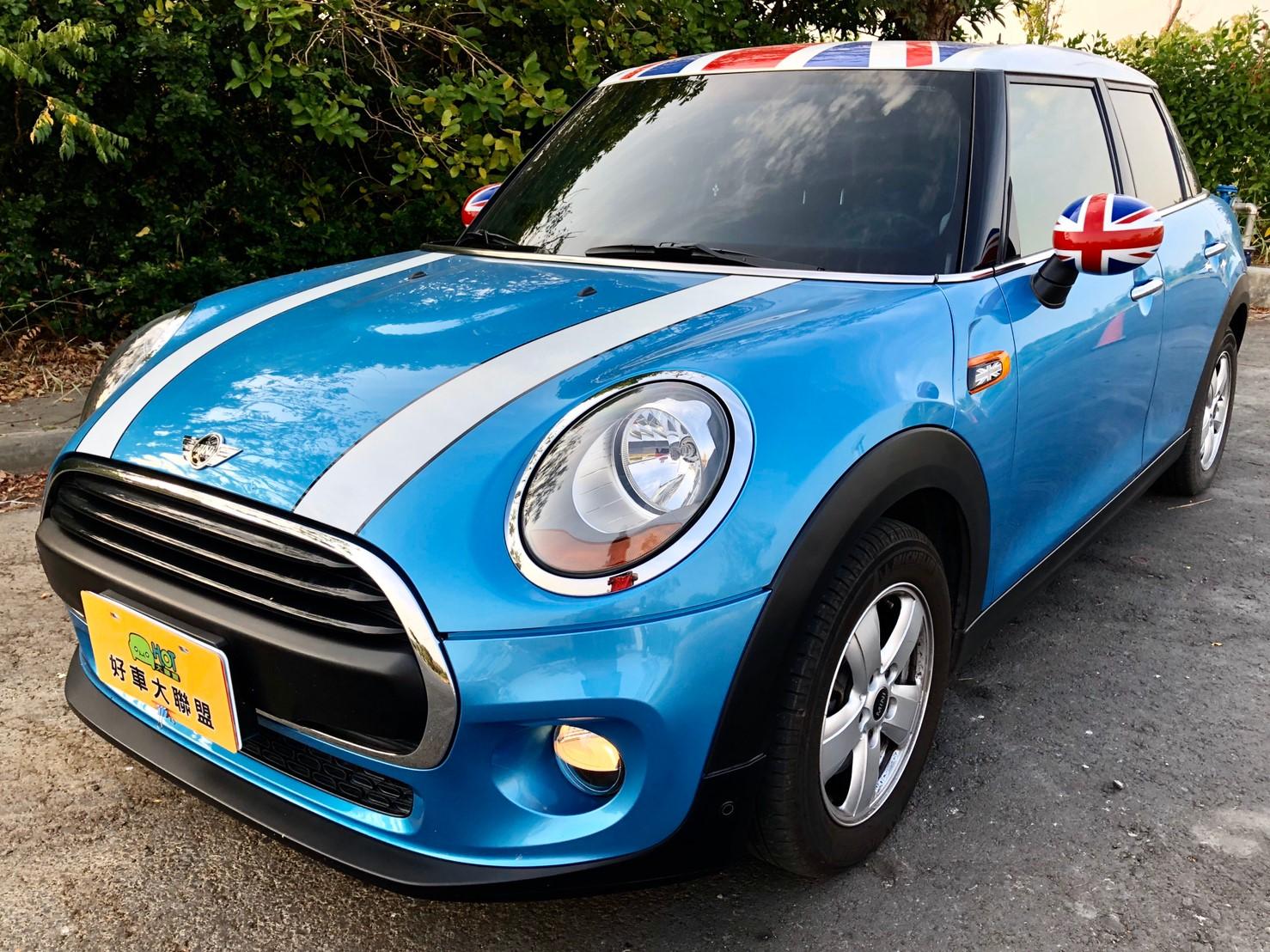 2015 Mini 迷你 Hatch
