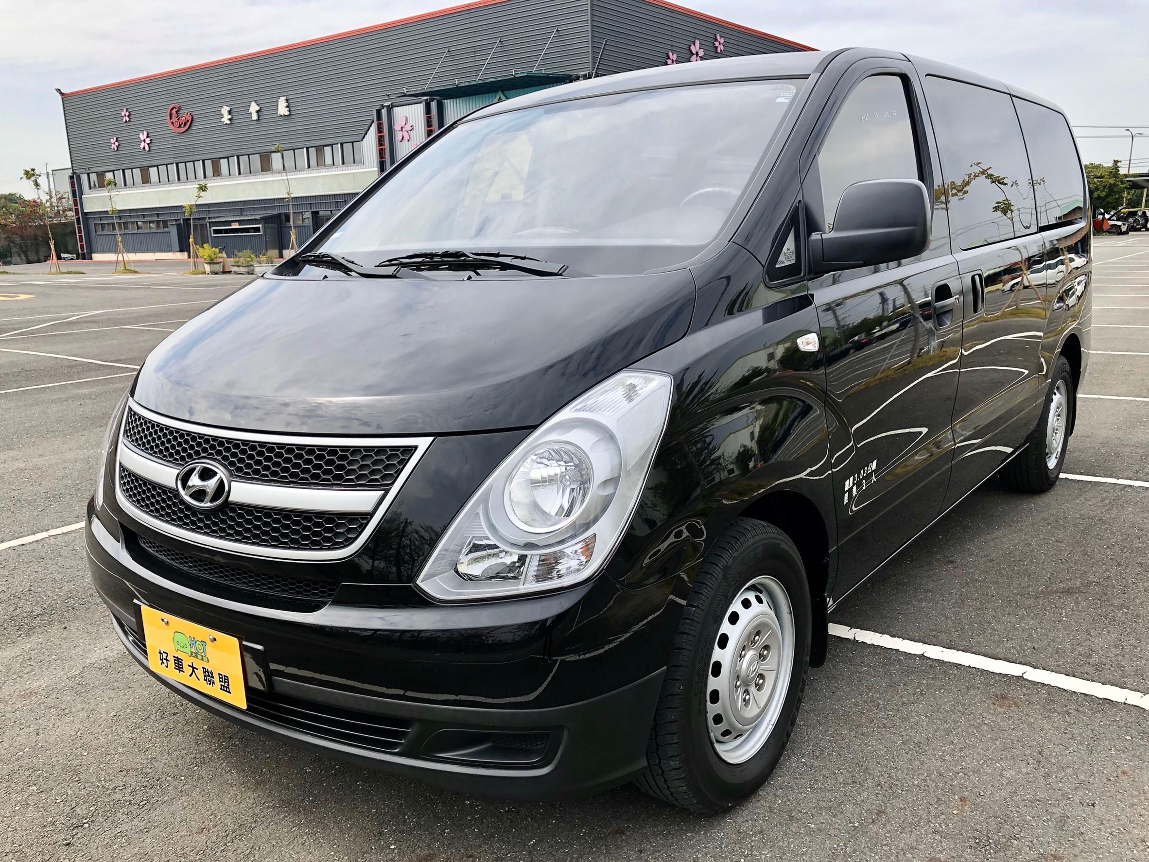 2013 Hyundai 現代 Grand starex