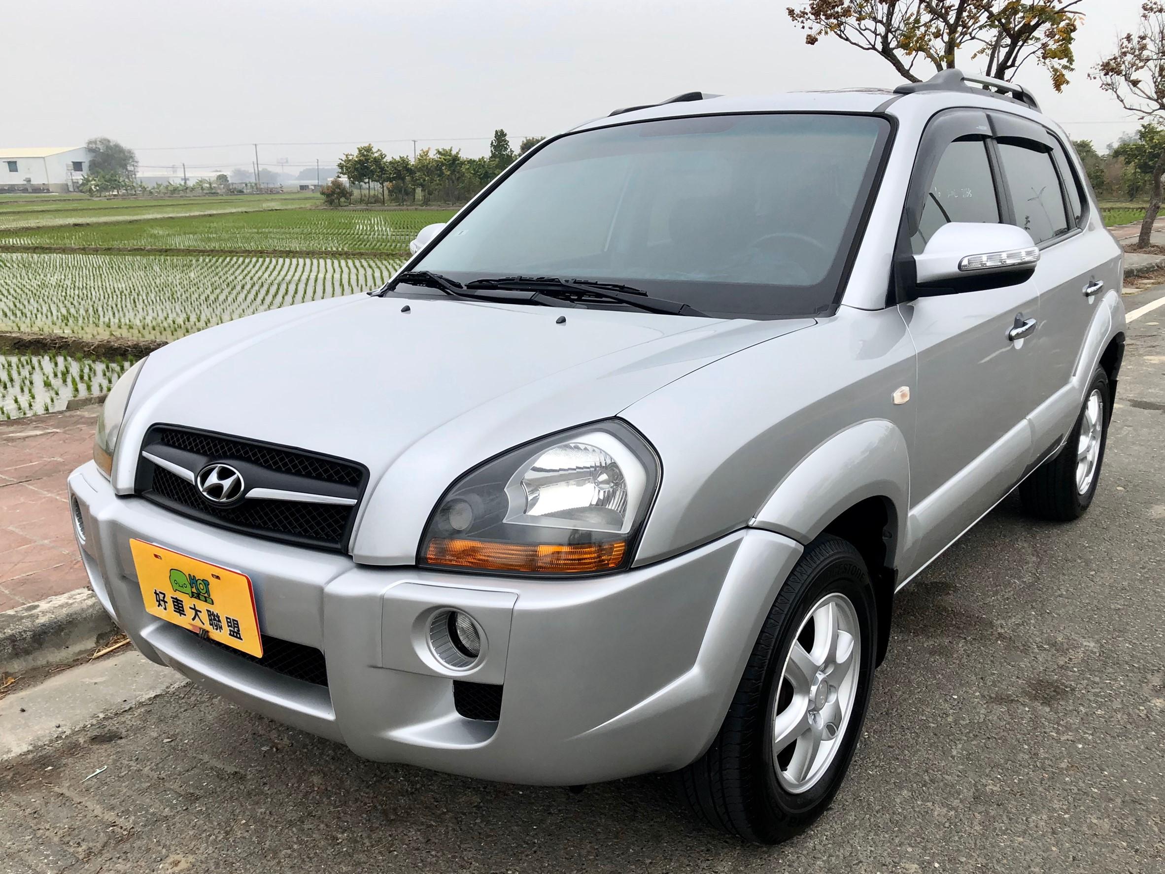 2010 Hyundai 現代 Tucson
