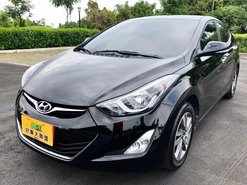 2016 Hyundai 現代 Elantra
