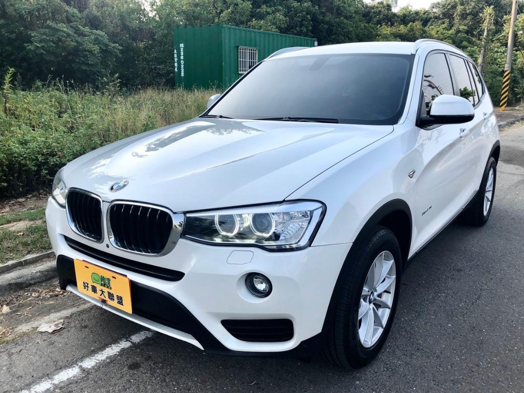 2015 BMW 寶馬 X3