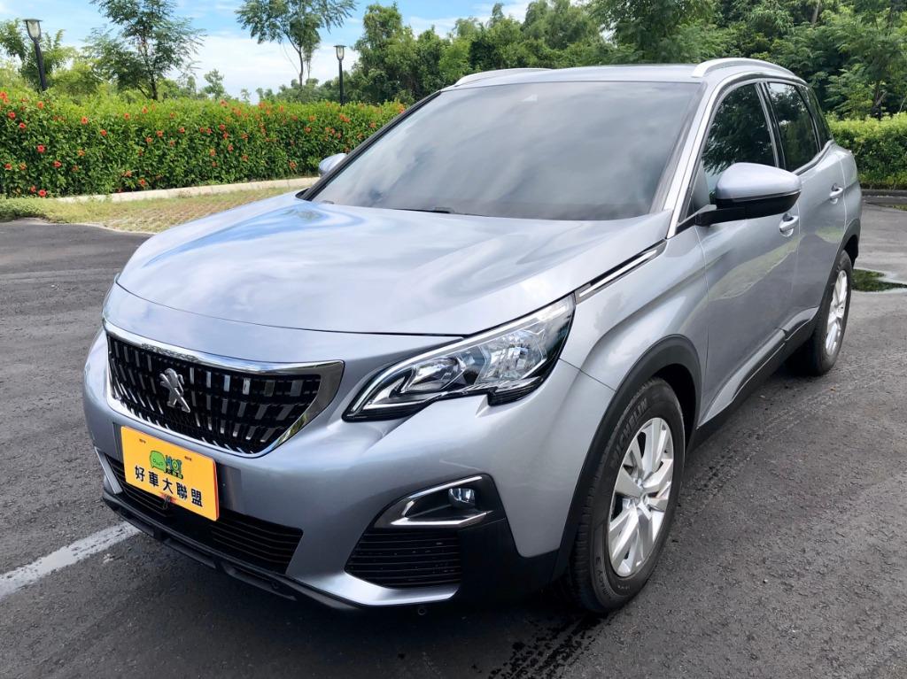 2019 Peugeot 寶獅 3008