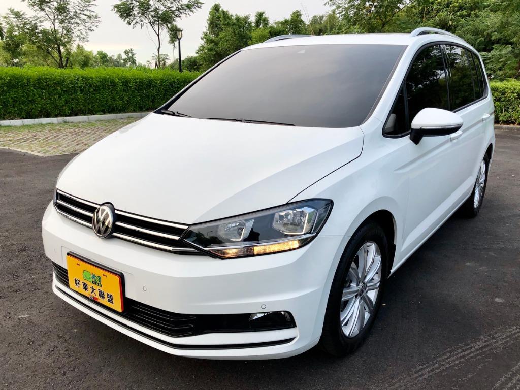 2018 Volkswagen 福斯 Touran