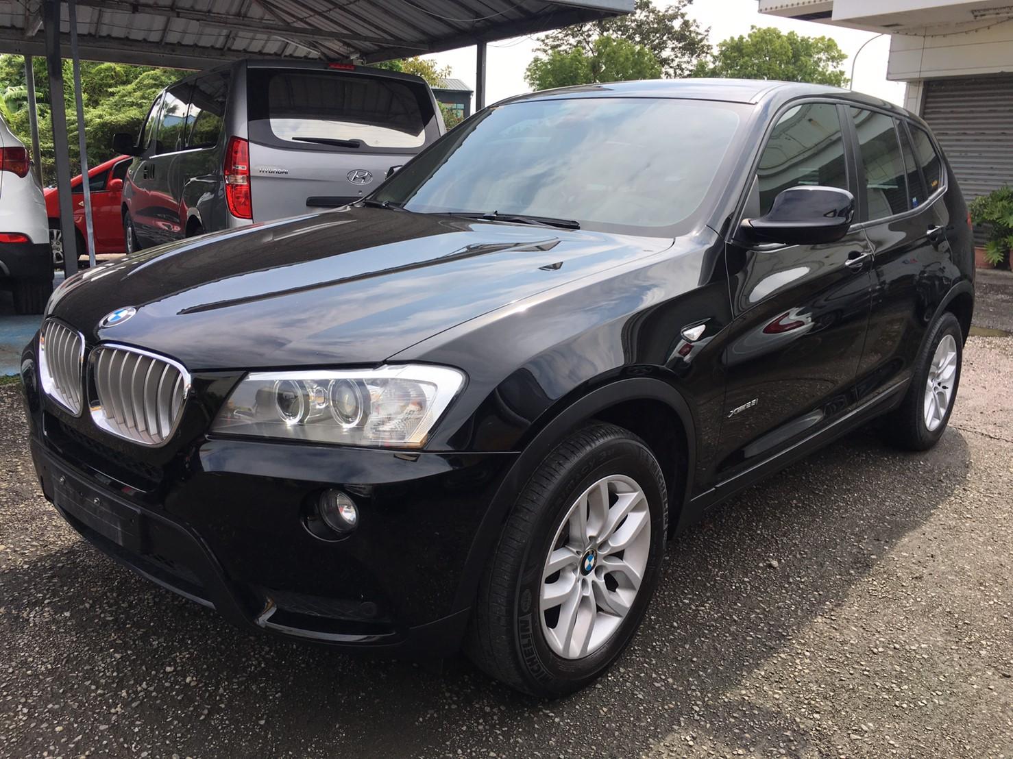 2013 BMW 寶馬 X3