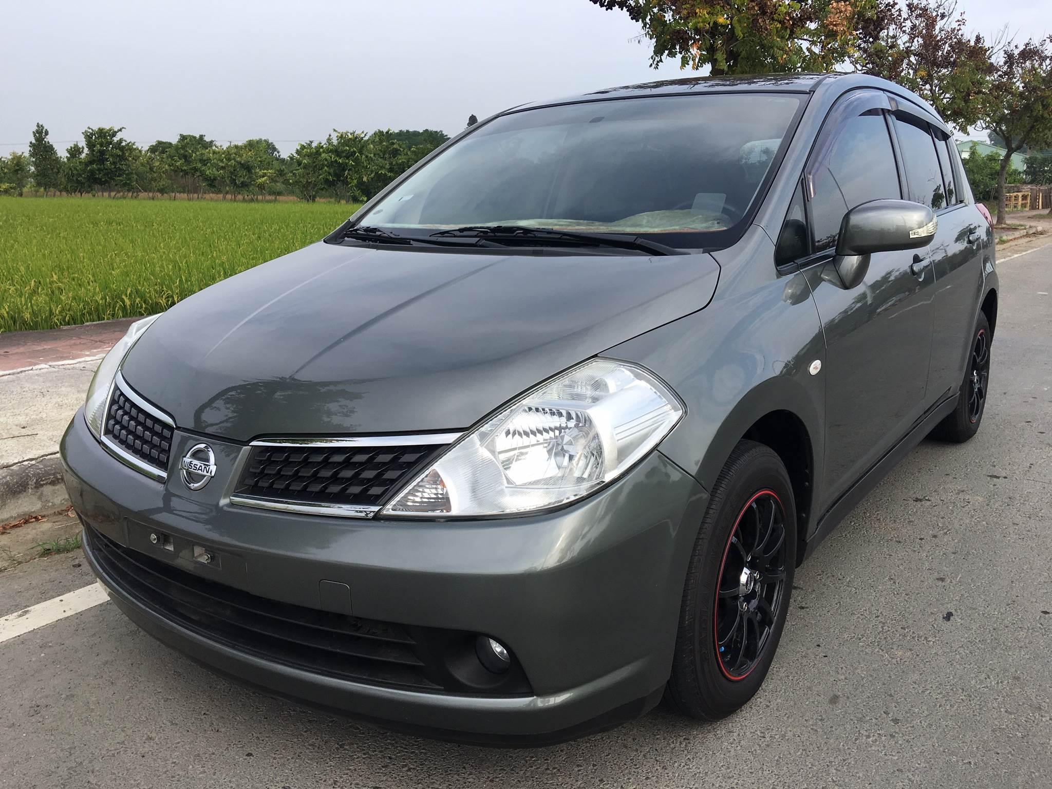 2012 Nissan 日產 Tiida