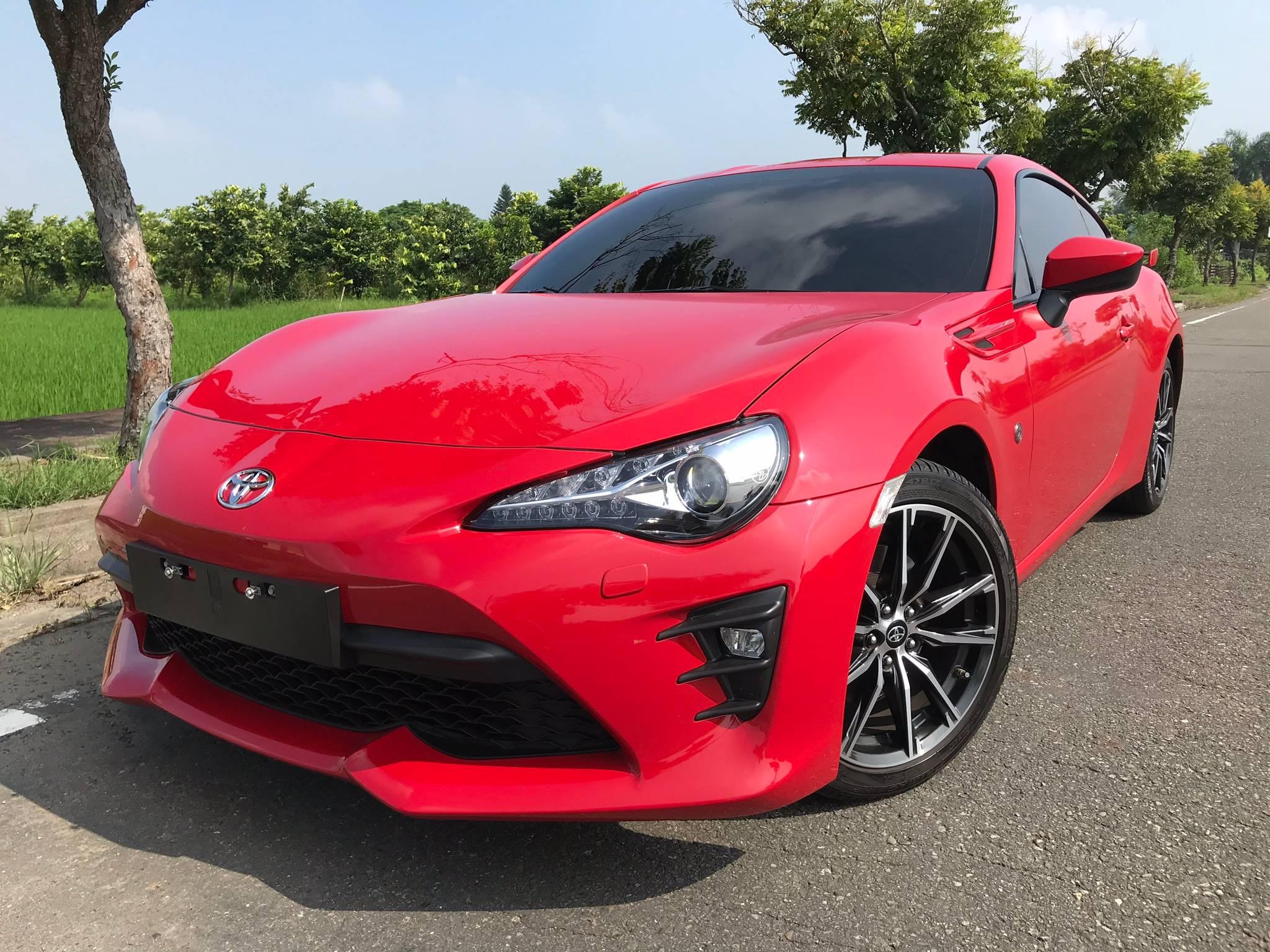 2017 Toyota 豐田 86