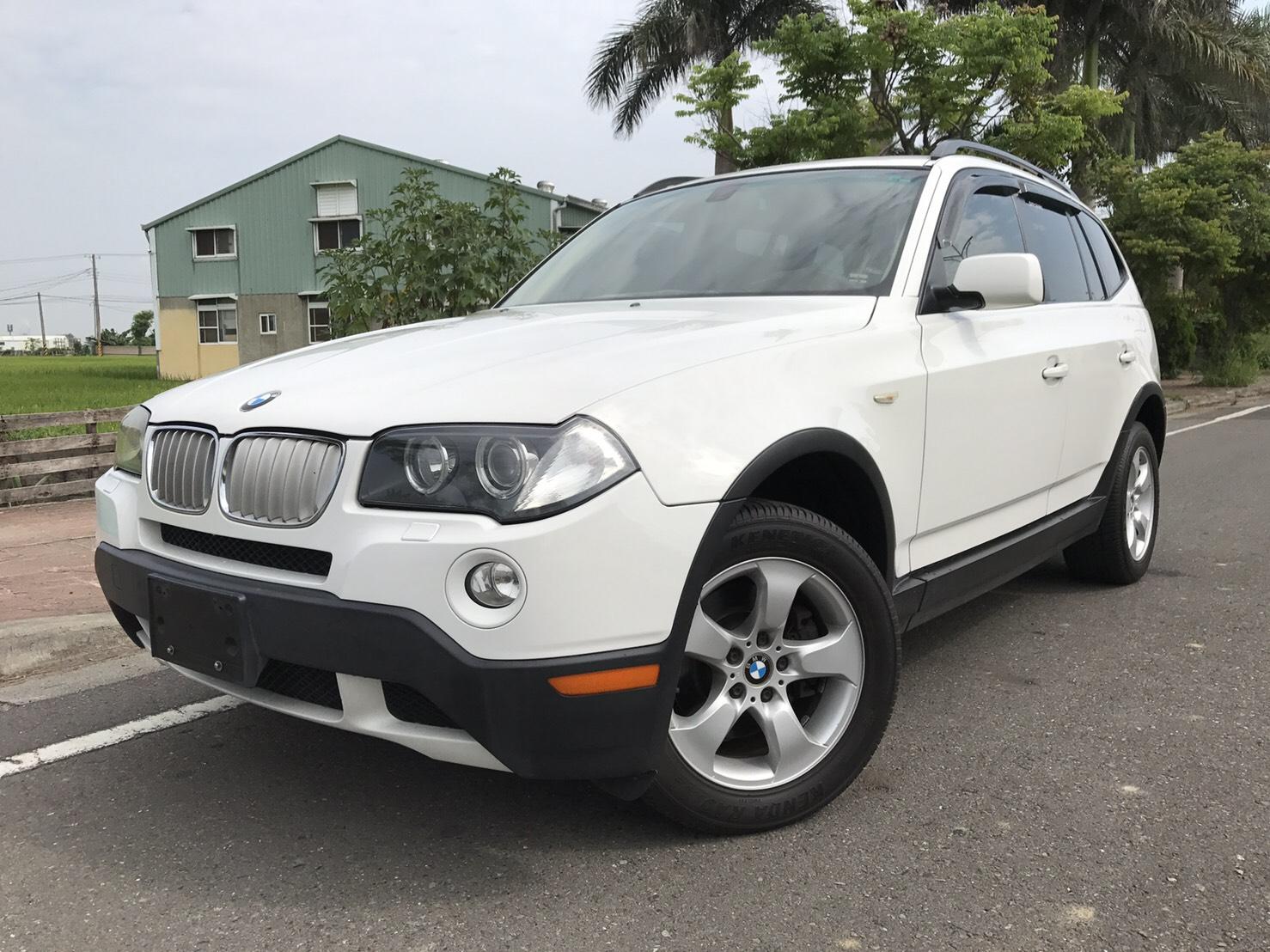 2007 BMW 寶馬 X3