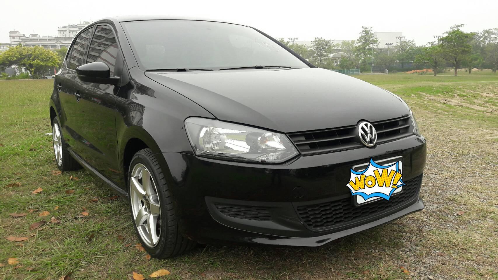 2012 Volkswagen 福斯 Polo