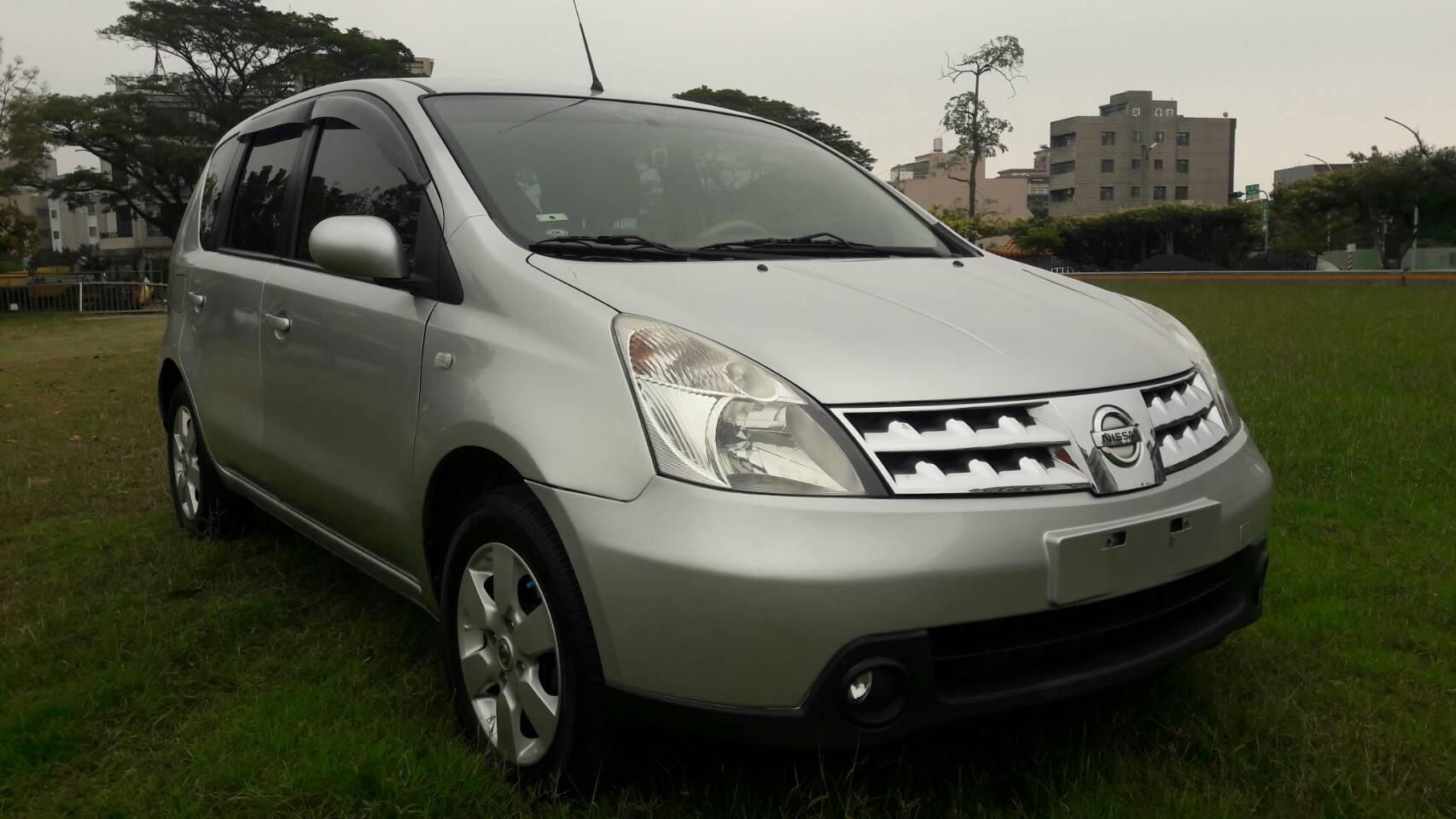 2008 Nissan 日產 Livina