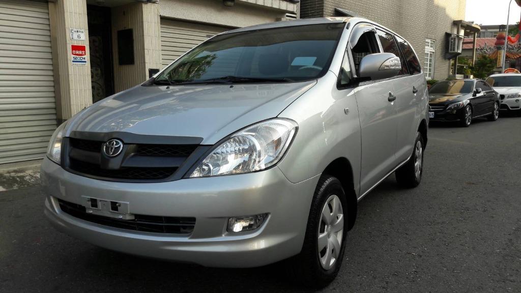 2013 Toyota 豐田 Innova