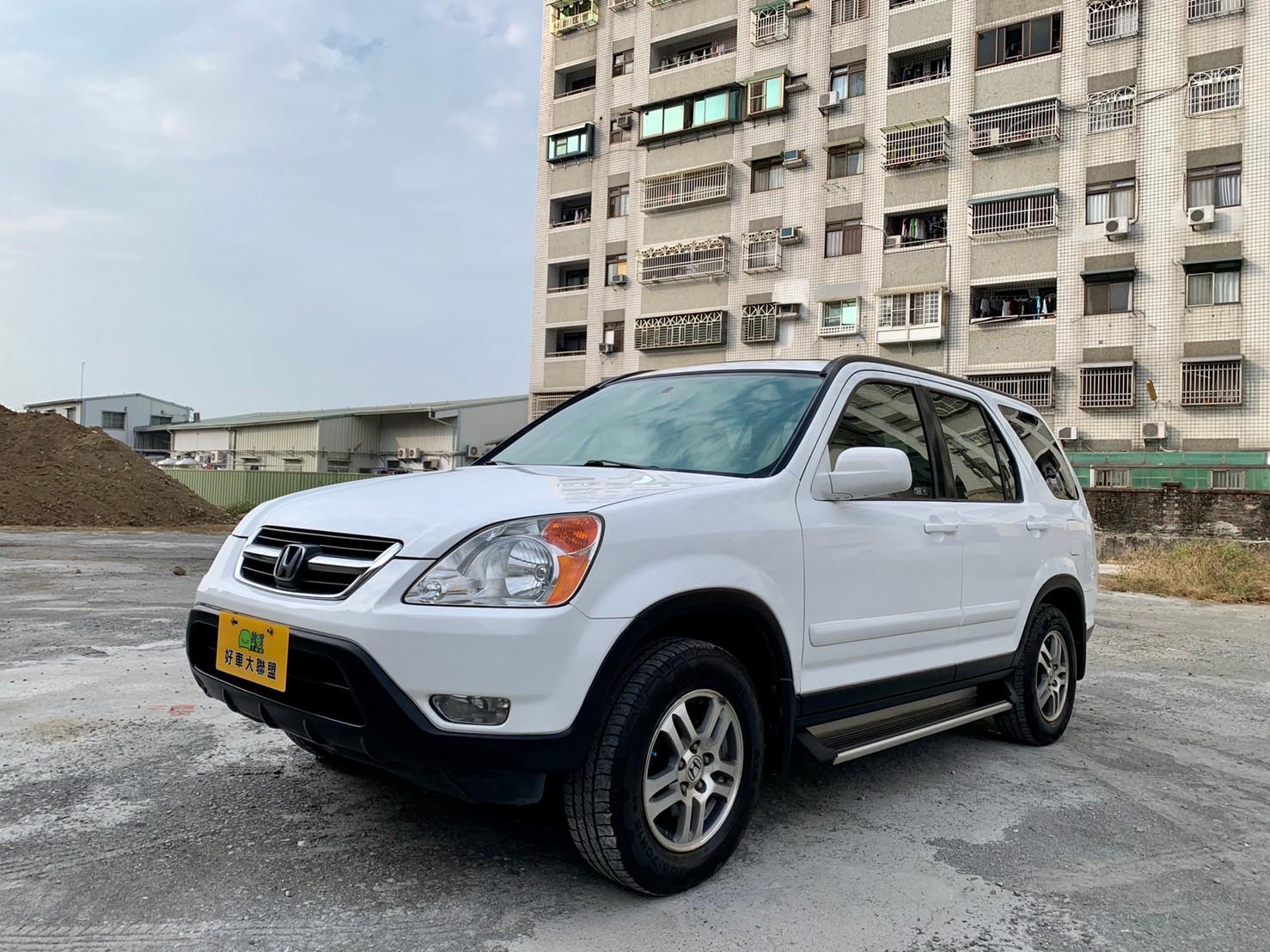 2003 Honda 本田 CR-V