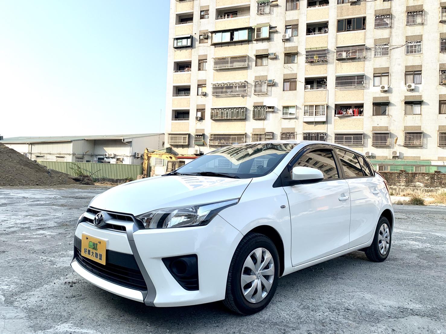 2017 Toyota 豐田 Yaris
