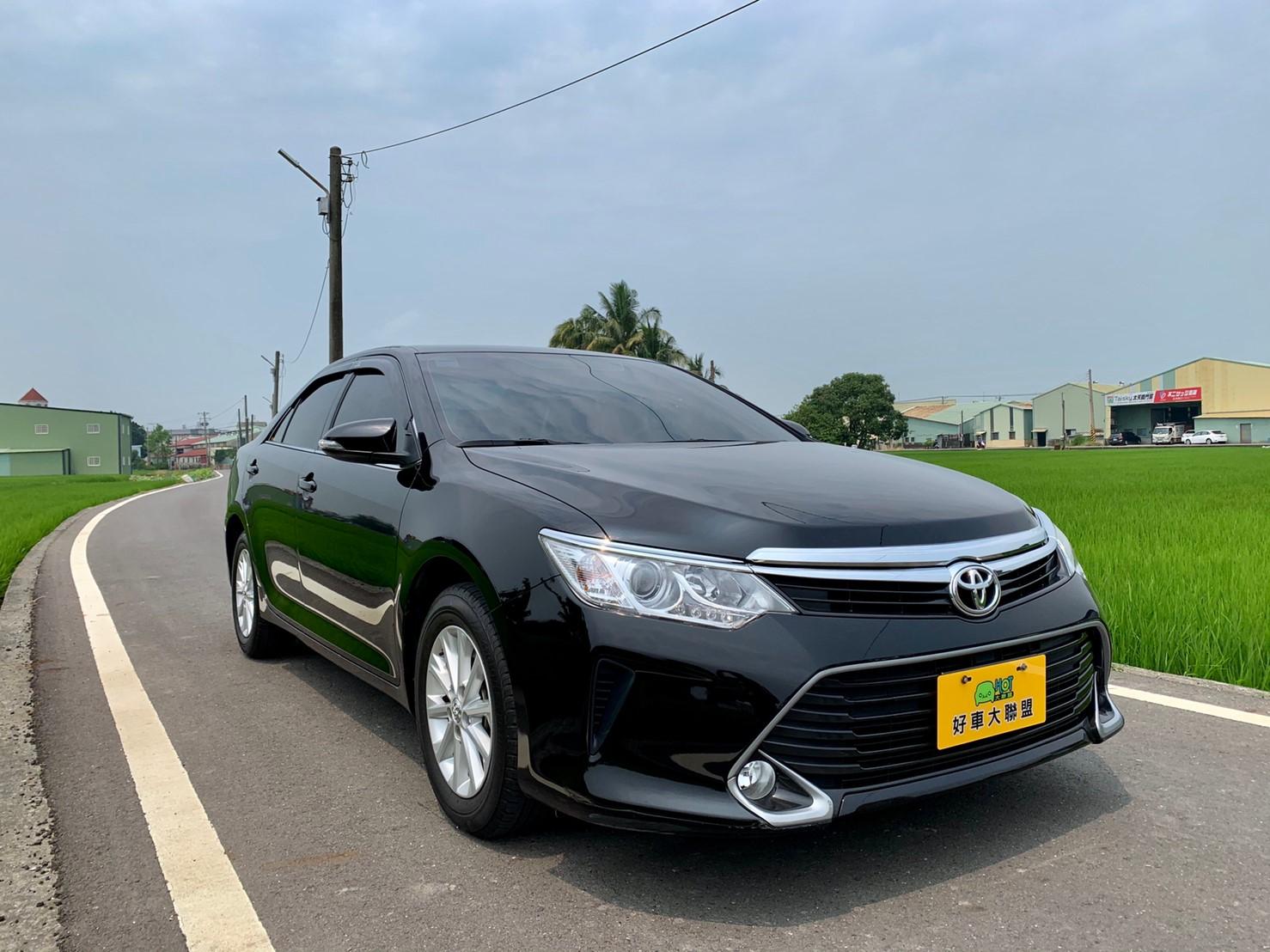 2018 Toyota 豐田 Camry
