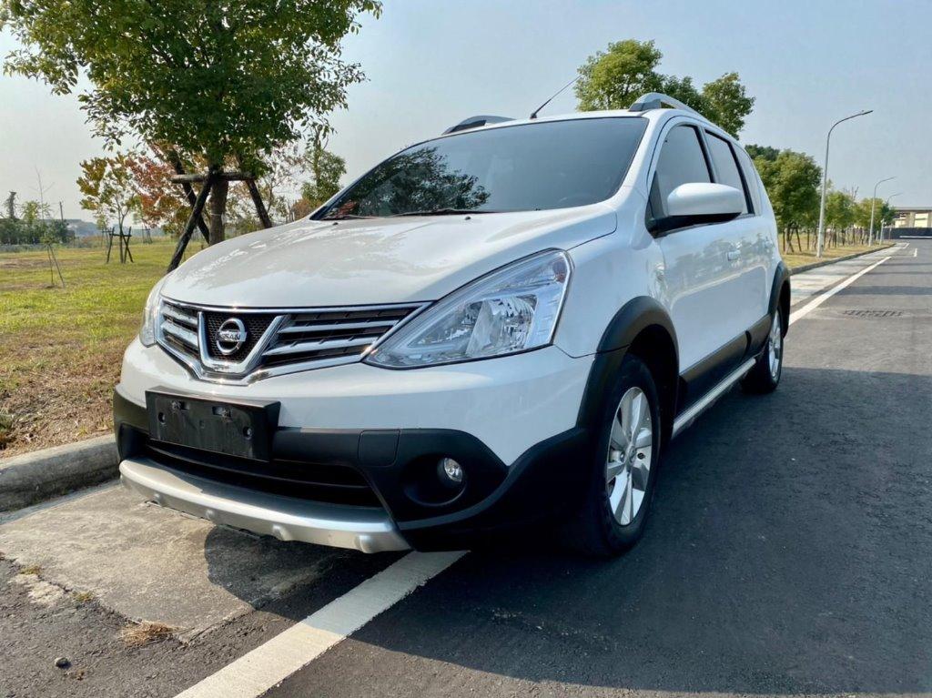 2017 Nissan 日產 Livina