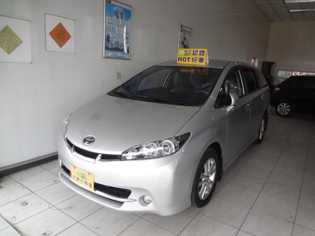 2009 Toyota 豐田 Wish