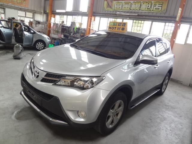 2013 Toyota 豐田 Rav4