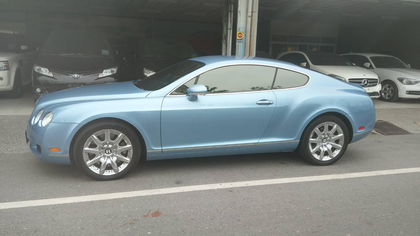 2006 Bentley 賓利 Continental