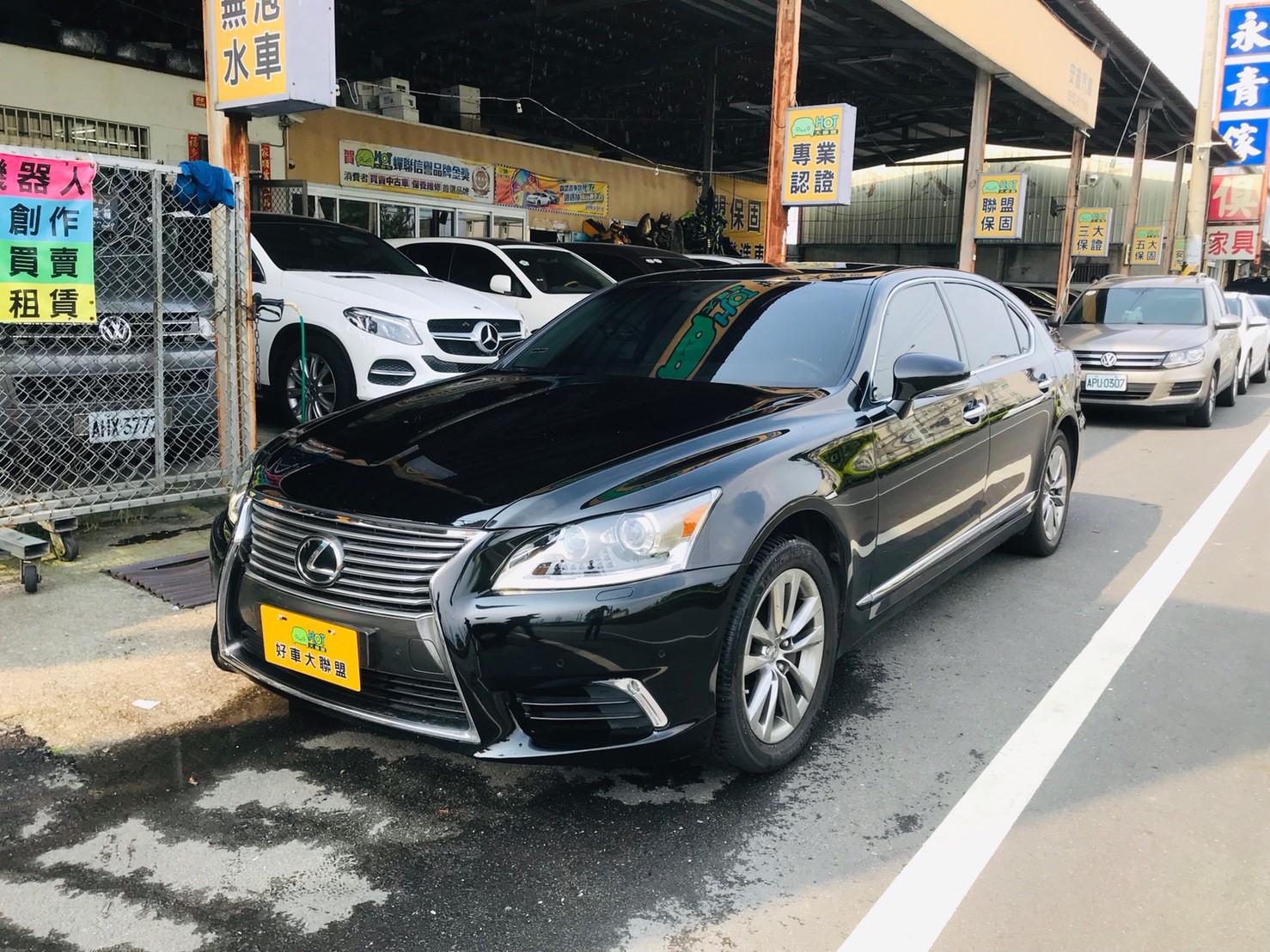 2013 Lexus 凌志 Ls