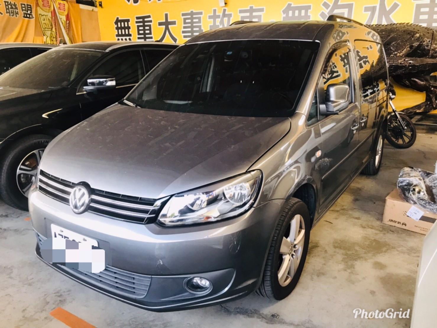 2014 Volkswagen 福斯 Caddy