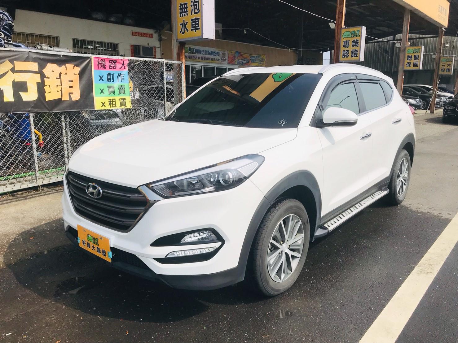 2017 Hyundai 現代 Tucson