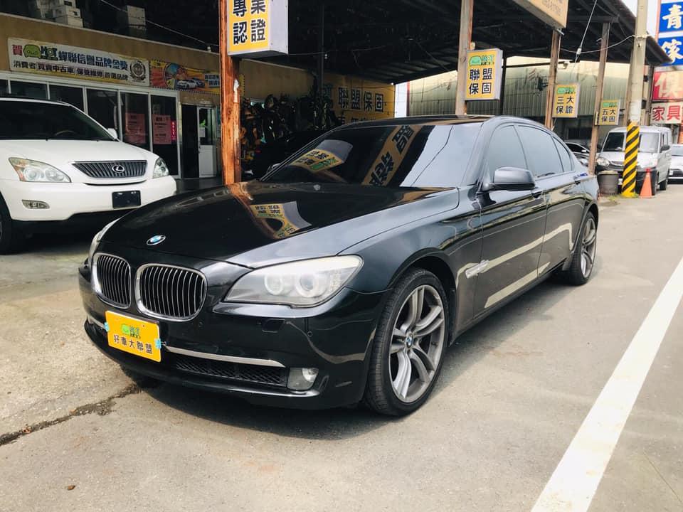 2013 BMW 寶馬 7-series