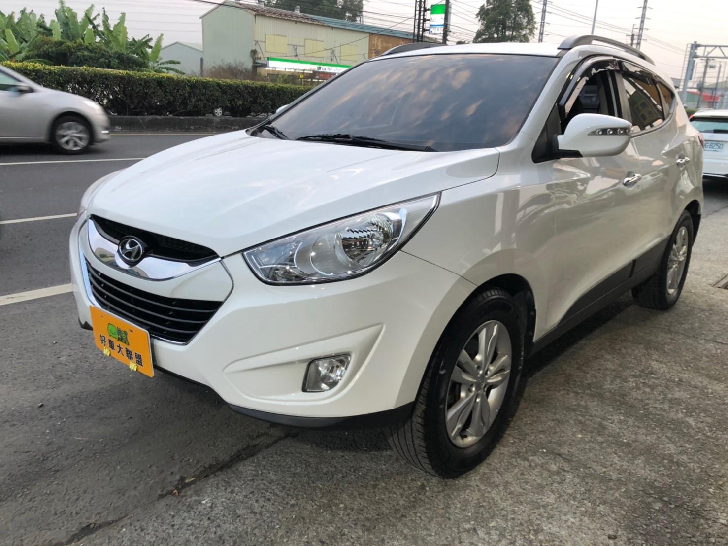 2013 Hyundai 現代 Ix35