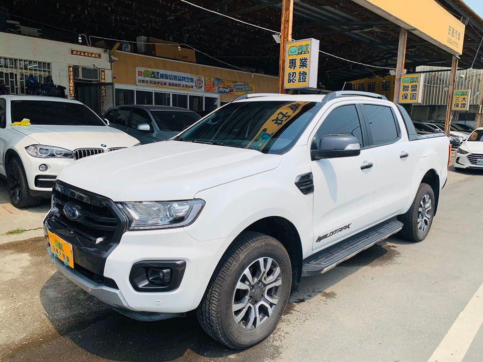 2019 Ford 福特 Ranger