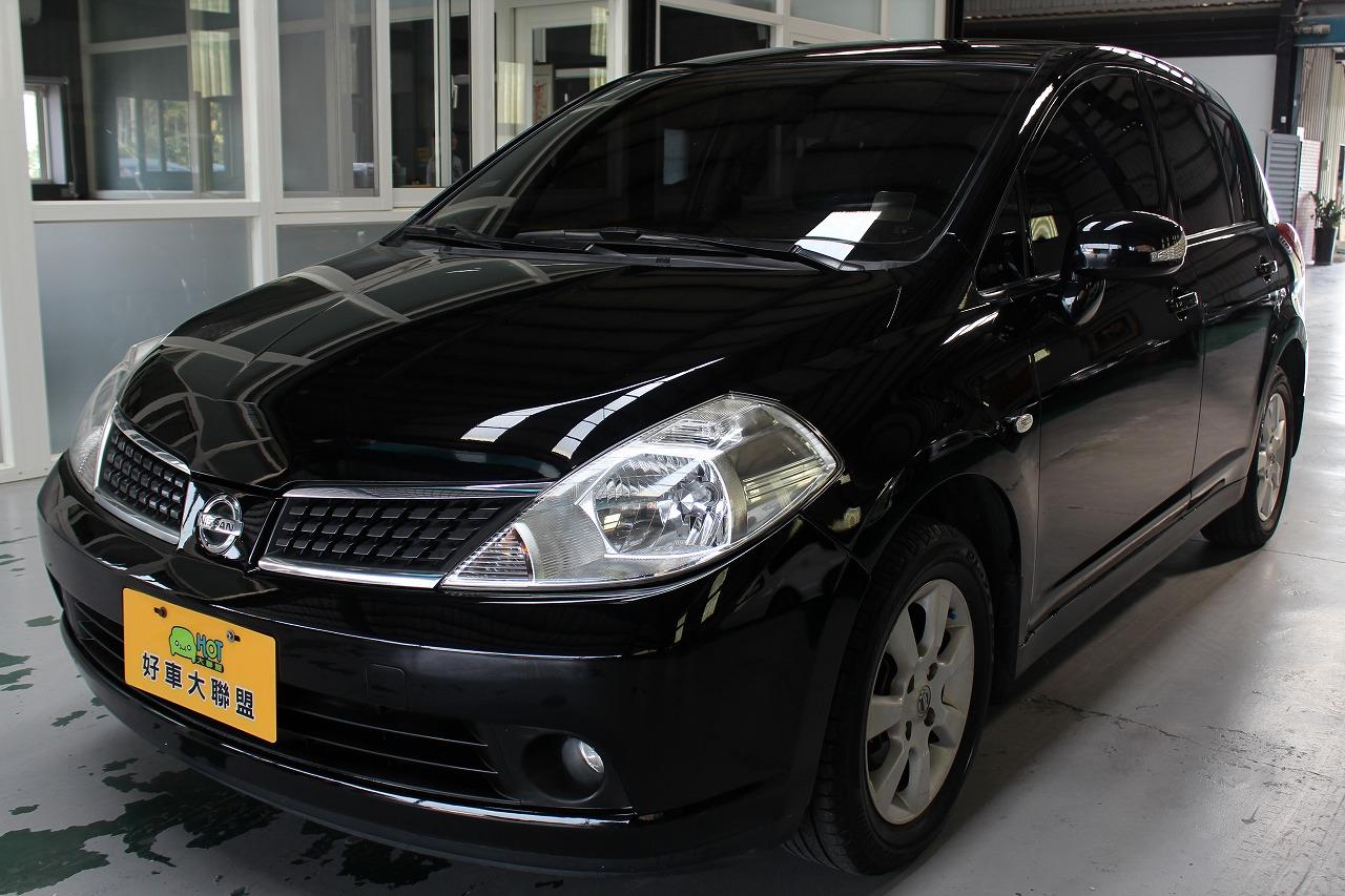 2010 Nissan Tiida